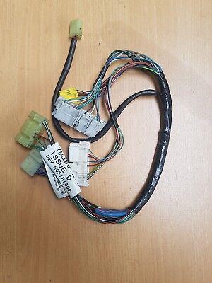 MGF MGTF Facia Instrument Panel Wiring Harness 115 120 135 160 YMG107352