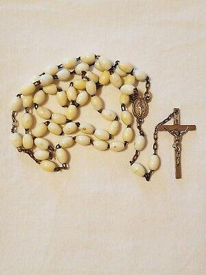Religious Catholic Rosary Beads - Italy