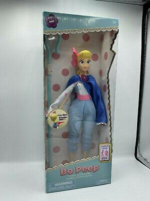 Porzellinchen Toy Story  Walt Disney Store Pixar Action Figur Neu OVP Spricht