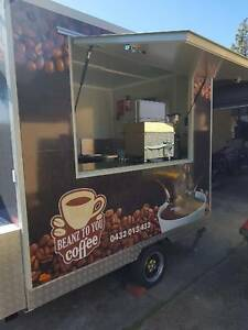 Mobile Coffee Van looking for events / locations Para Hills Salisbury Area Preview