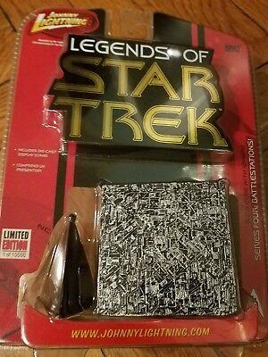 Johnny Lightning Legends of Star Trek Series Four (4) Borg Cube With Sphere
