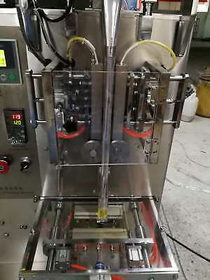 Vertical sachet cooking oil filling packing machine/shampoo Sachet machine, used for sale  Shipping to Nigeria