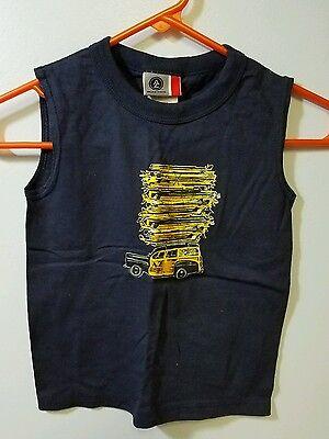 LLama Lama Glama Swag Traffic Car Kids Boys Girls Unisex Top Gift T-Shirt 527