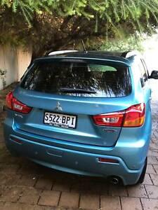 2012 Mitsubishi ASX Platinum