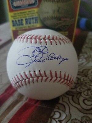Joe Nathan Autographed Omlb. Tristar