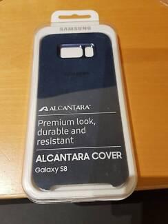 Galaxy S8 Alcantara Case