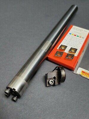 Sandvik Carbide Shank To Sl 20 Coroturn 107 Head Ccmt Boring Bar Machinst