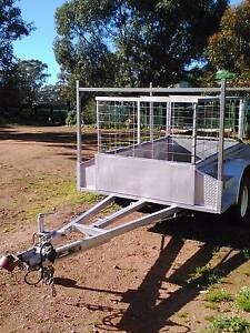 Extra heavy duty 4 wd camper trailer Pearce Woden Valley Preview