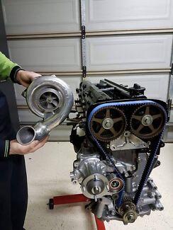 Garrett turbo TA45/HKS gt45