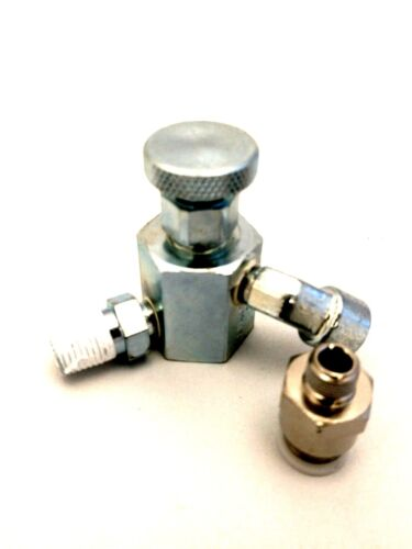 Pressure Relief Drain Valve Aftermarket 222198 222-198 for Graco GM5000 GM3500