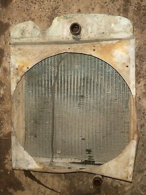 Oliver 88 Tractor Radiator 88 Gas Part