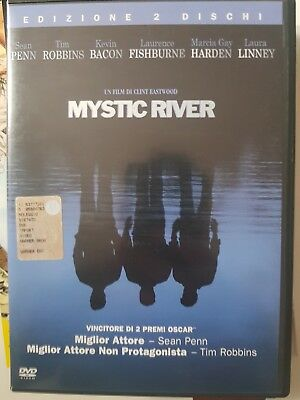 Mystic River Edizione due dischi Dvd