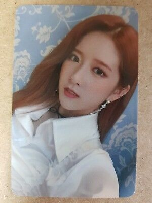 WJSN EXY Official PHOTOCARD #3 WJ PLEASE? 5th Mini Album Cosmic Girls 엑시