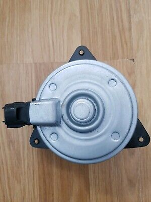 Radiator fan electrical engine motor MITSUBISHI mirage from 2016 mirage juro...