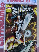 Play Extra Silver Surfer N.1 Imbustato - Marvel Play Press Qs. Edicola - extra - ebay.it