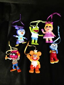 muppet christmas ornaments ebay