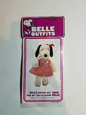 Belle (Snoopy Peanuts) 10
