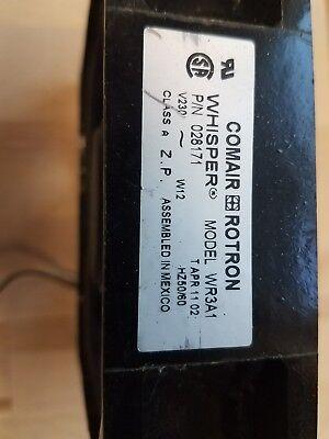 Comair Rotron Cooling Fan 24v Ac Pn 028171
