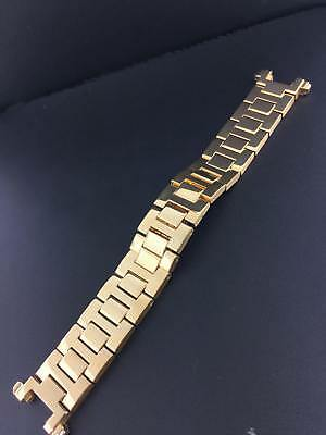 Cartier Pasha C 35mm 18k Yellow Gold Approx. 124 Gram Bracelet 17mm x 17mm