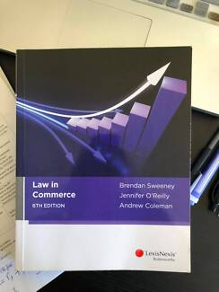 Law in commerce 6th edition textbooks gumtree australia banyule law in commerce 6th edition textbooks gumtree australia banyule area bundoora 1190990030 fandeluxe Image collections