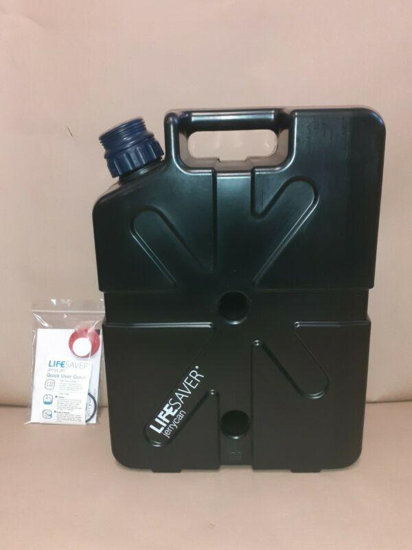 Ex MOD Stock /| LIFESAVER 20,000UF JERRYCAN 5 Gallon Water Purifier