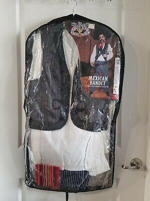 Adult Smiffys Mexican Bandit Halloween Costume Size M](Halloween Bandit Costume)