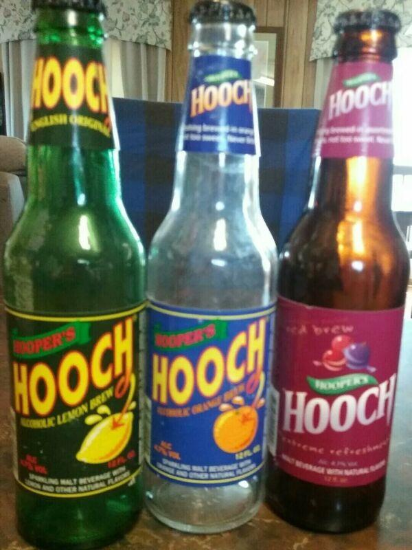 3 Vintage Hooper
