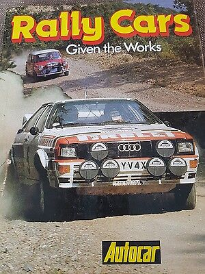 Rally Cars Given the Works  -  Autocar.