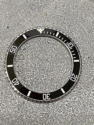 Rolex Submariner 116610 bezel insert