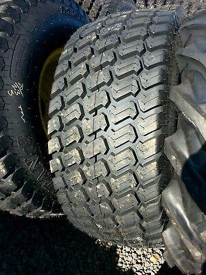 Pair 44 1800 20 441800x20 Titan Turf Tires On John Deere Wheels New