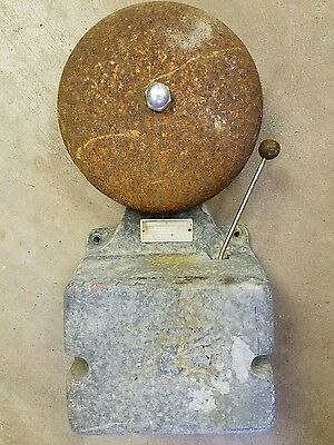 Vintage Gamewell M-1008-2 Fire Alarm Bell