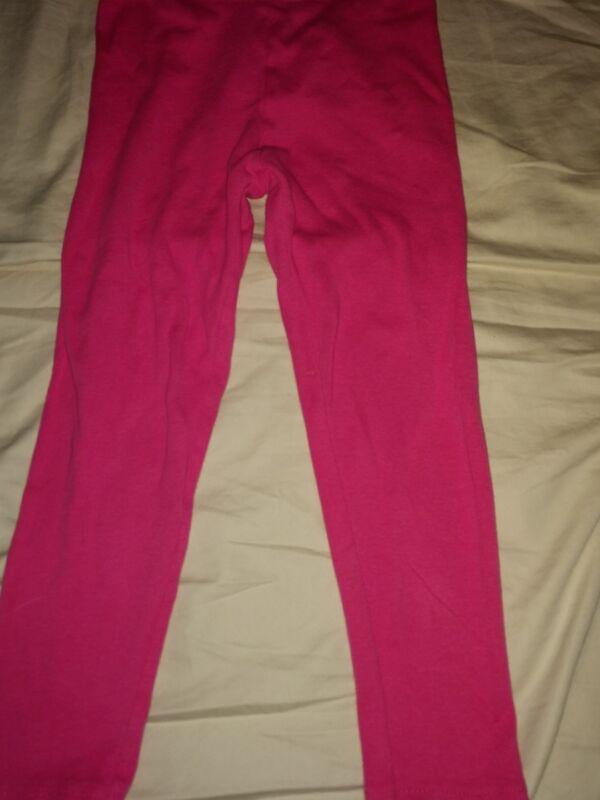 Gymboree girls sz. 5 pink leggings. Cute
