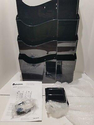 Universal Grande Central Filing System Starter Pocket Set-4 Pockets-unv08137