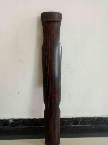 """47 """"Chinese wooden hand-painted singing - Guqin Qixian Qin"""