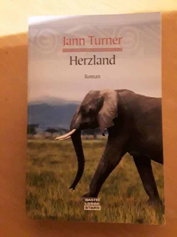 Herzland -  Jann Turner...