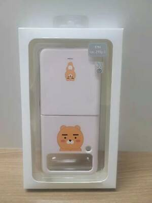 Genuine KAKAO Friends Galaxy Z Flip3 Hard Case RYAN / made in Korea