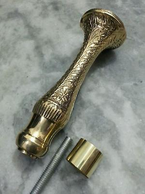 designer cane handle metal brass knob for walking stick antique style vintage  for sale  Shipping to Canada