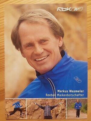AK m.Orig.AG Markus Wasmeier GER Ski-Alpin 1.OS 94 - RSL Rarität!