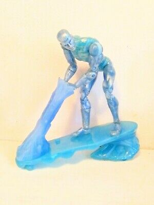 MARVEL LEGENDS XMEN CLASSICS ICEMAN WITH SLED X-MEN TOYBIZ