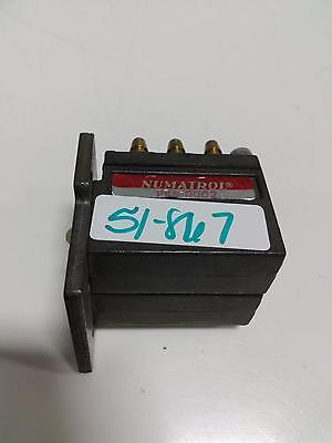 Numatrol Pneumatic Valve Pb5-0002