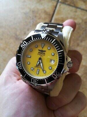 Invicta grand diver automatic watch 300m model 3048