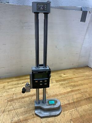 Mitutoyo Corp 0-120-300mm Digital Height Gage Code 192-630
