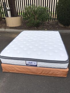 【special】【brand new 】Eurotop pocket spring 25cm thickness mattress  Mount Waverley Monash Area Preview