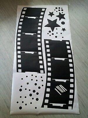 NEU Tafel Wandtatoo einzeln zum kleben Tafeltatoo Tafelsticker Wandtafel Bild