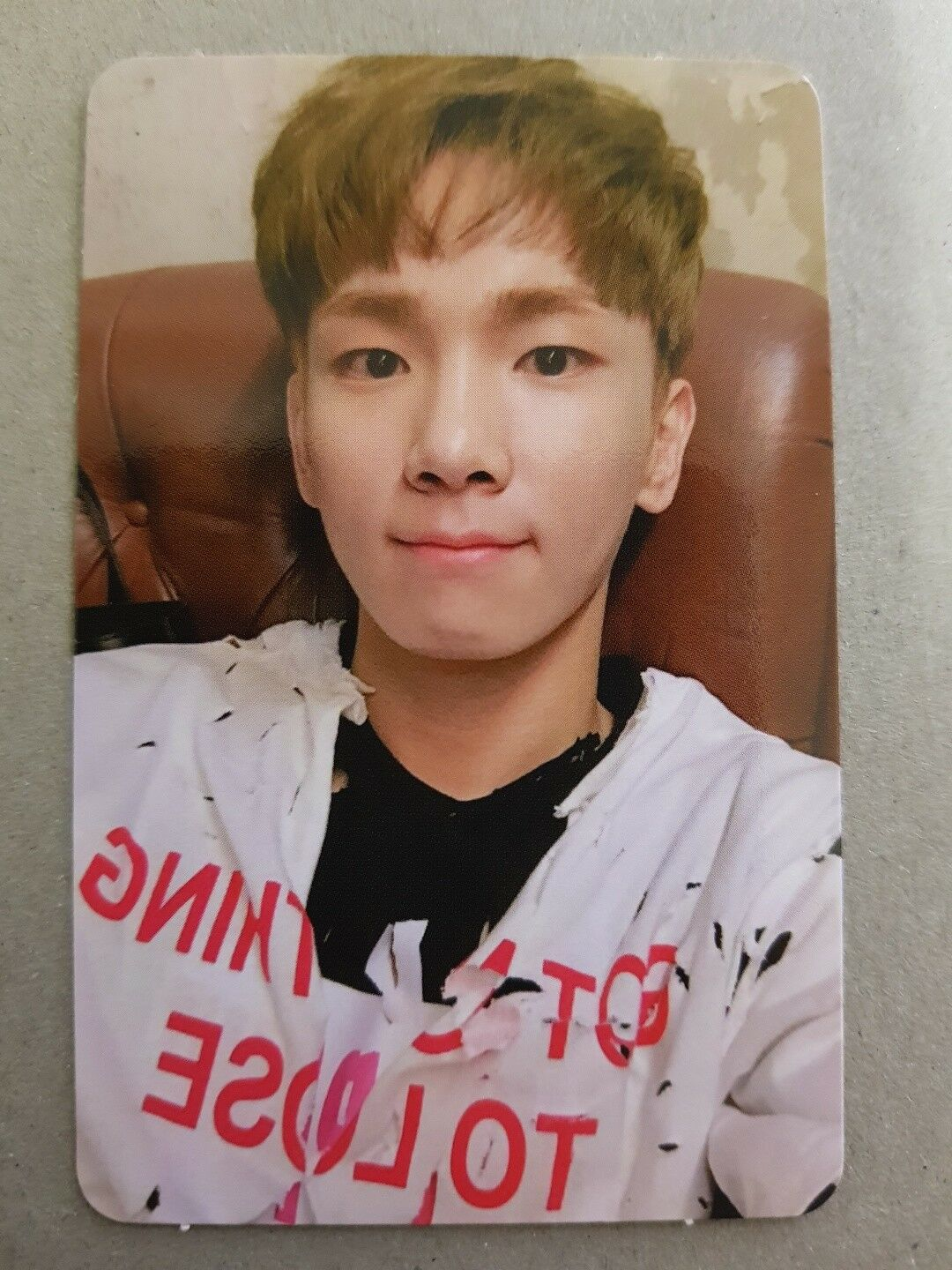 SHINEE KEY Authentic Official PHOTOCARD #1 1 and 1 5th