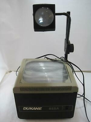 Vintage Dukane 622a Overhead Projector Power-tested