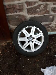 Winter tires & rims 205 55/R16