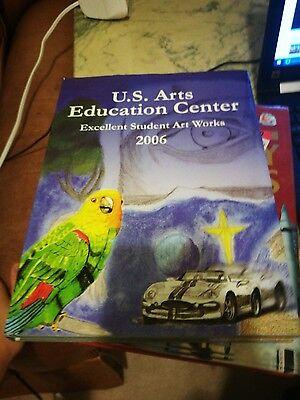 US arts education center excellent student art works 2006 Education Center Arts