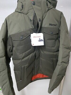 Marmot Fordham 700Fill Down Jacket  Deep Olive S