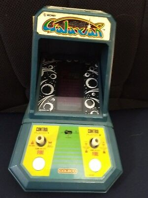 Galaxian.. Vintage 1981 Coleco Tabletop Mini Arcade Game... WORKS for sale  Middletown
